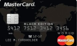 MasterCard World: Black Edition и Elite — что это
