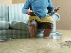Управляющая компания не выдает акт о затоплении квартиры